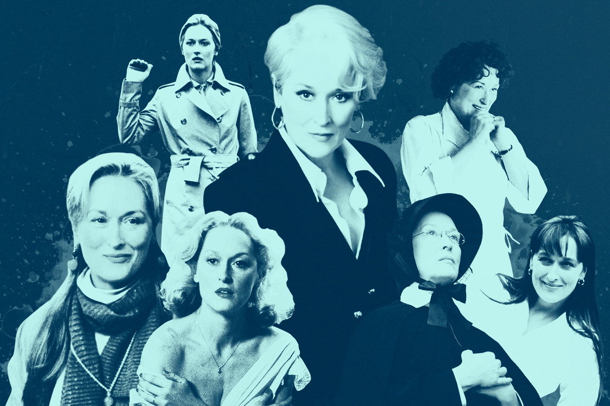 all meryl streep movie performances ranked from worst to best