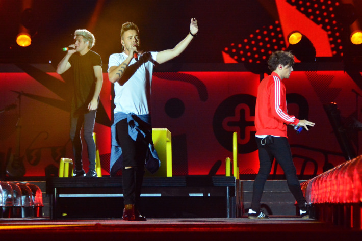 One Direction In Concert - East Rutherford, NJ