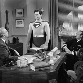 Kirk Alyn In 'Superman