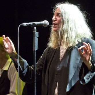 Patti Smith Perform In Berlin