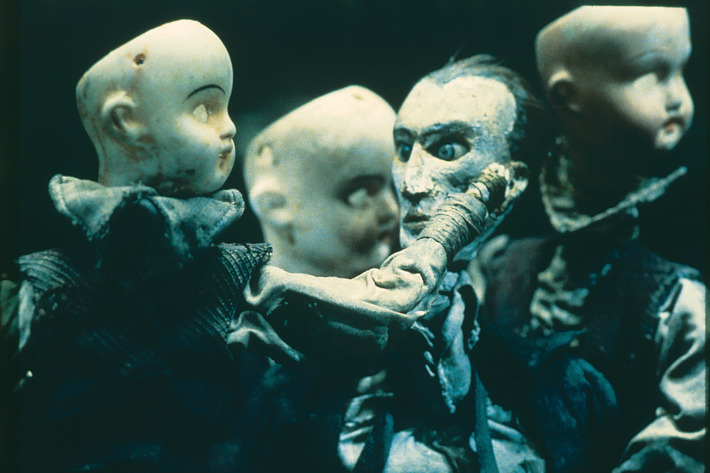 The Quay Brothers' STREET OF CROCODILES (1986). Courtesy Zeitgeist Films. Playing August 19-25.