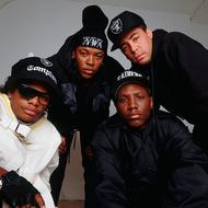 Gangsta Rap Group N.W.A.