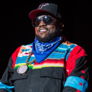 Outkast performing live at 2014 Treasure Island Music Festival