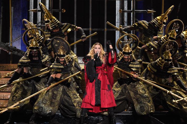 "Madonna ""Rebel Heart"" Tour - New York -  Madison Square Garden"