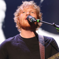 Ed Sheeran Performs At American Airlines Arena With Special Guests