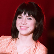 Carly Rae Jepsen Performs For Fans At HMV Oxford Street