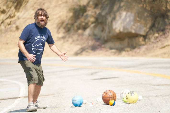 "THE LAST MAN ON EARTH:  Will Forte in the ""The Boo"" episode of THE LAST MAN ON EARTH airing Sunday, Oct. 4 (9:30-10:00 PM ET/PT) on FOX.  ©2015 Fox Broadcasting Co.  Cr:  Adam Taylor/FOX"