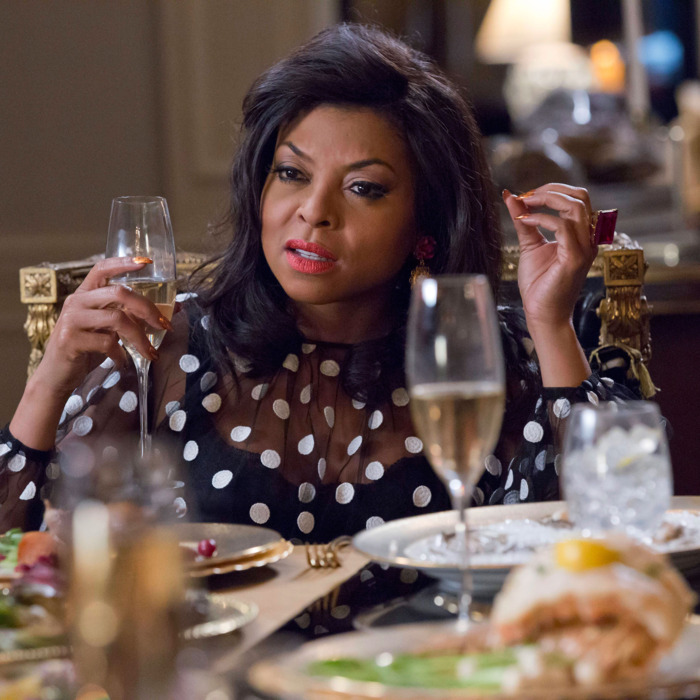"EMPIRE: Taraji P. Henson as Cookie Lyon in the ""Fires Of Heaven"" episode of EMPIRE airing Wednesday, Oct. 7 (9:00-10:00 PM ET/PT) on FOX. ©2015 Fox Broadcasting Co. Cr: Chuck Hodes/FOX."