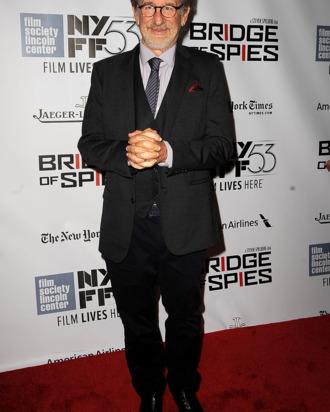 53rd New York Film Festival - Bridge Of Spies - Arrivals