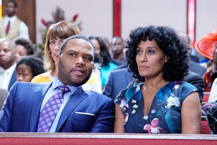 BETH LACKE, ANTHONY ANDERSON, TRACEE ELLIS ROSS
