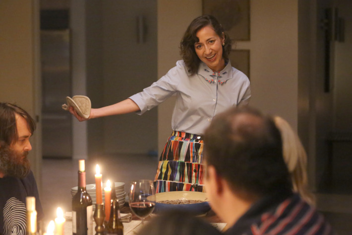 "THE LAST MAN ON EARTH:  Kristen Schaal in the ""Crickets"" episode of THE LAST MAN ON EARTH airing Sunday, Oct. 25 (9:30-10:00 PM ET/PT) on FOX.  ©2015 Fox Broadcasting Co.  Cr:  Patrick McElhenney/FOX"