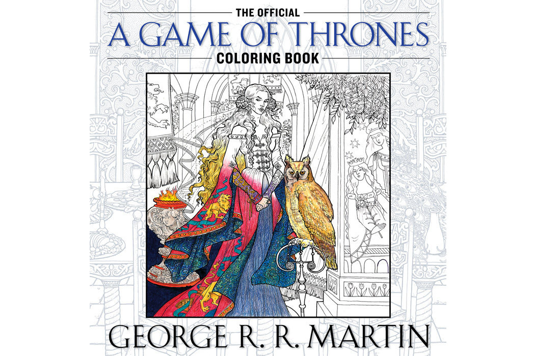 The Next Game of Thrones Book Is Here, As Long As You Count