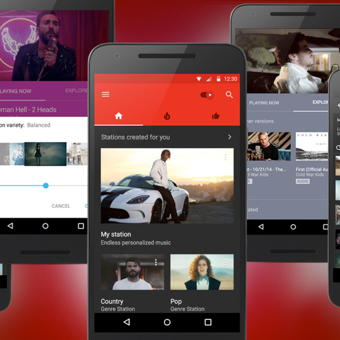 YouTube Music Won't 'Disrupt' the Streaming Marketplace — and That's