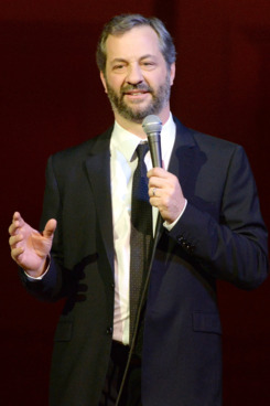 Judd Apatow and Friends performing at The New York Comedy Festival