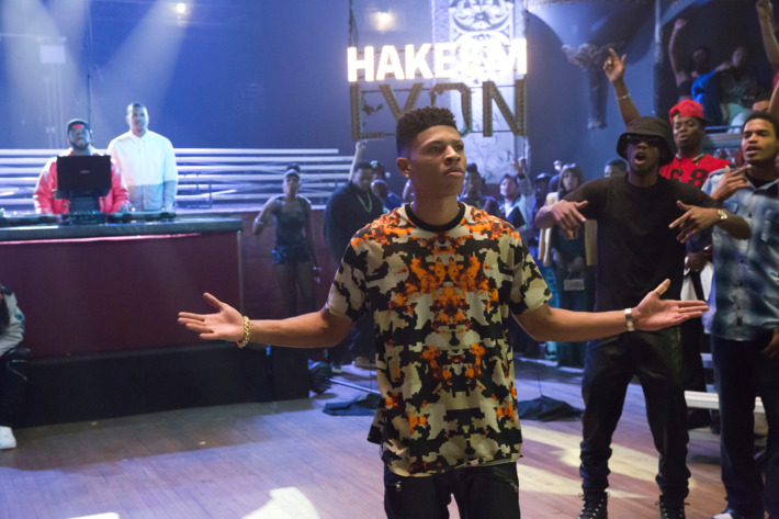 """EMPIRE: Bryshere Gray in the """"My Bad Parts"""" episode of EMPIRE airing Wednesday, Nov. 18 (9:00-10:00 PM ET/PT) on FOX. ©2015 Fox Broadcasting Co. Cr: Chuck Hodes/FOX."""