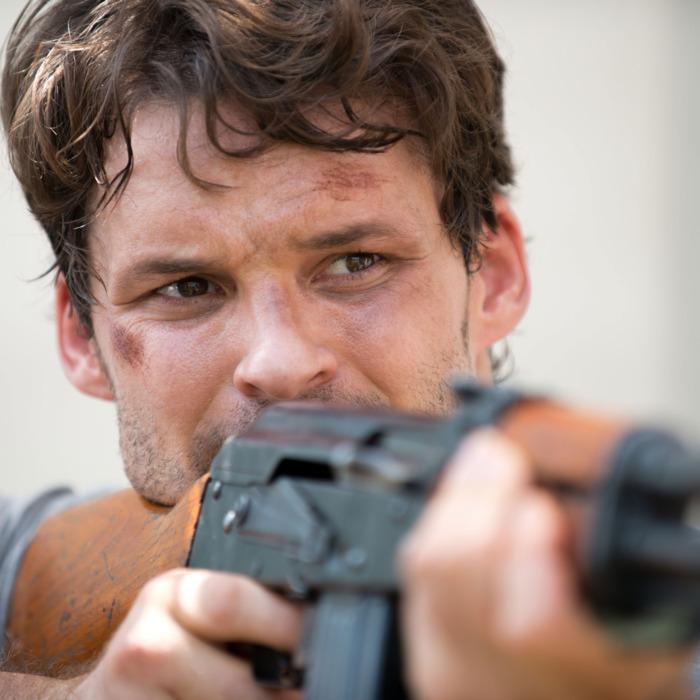 Austin Nichols as Spencer Monroe - The Walking Dead _ Season 6, Episode 8 - Photo Credit: Gene Page/AMC