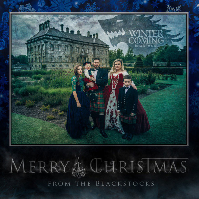 Check Out Kelly Clarkson\'s Game of Thrones–Themed Christmas ...
