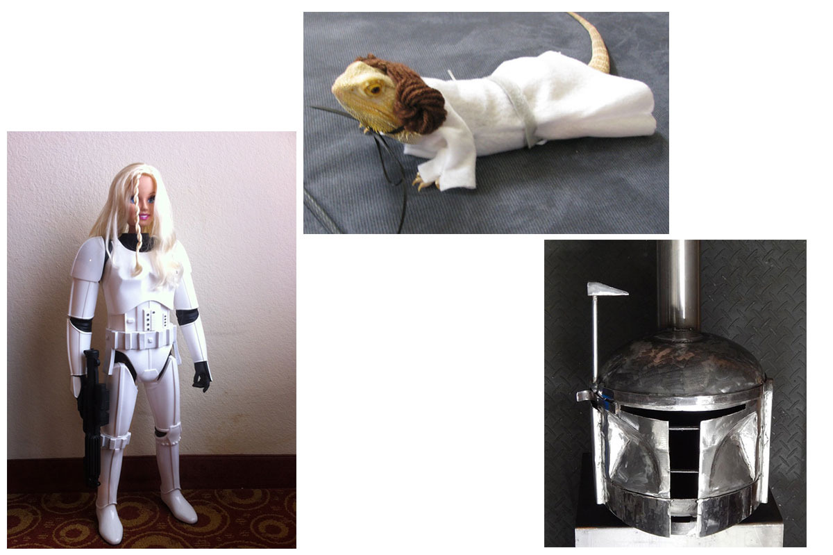 30 Bizarre Star Wars Products You Can Buy On Etsy