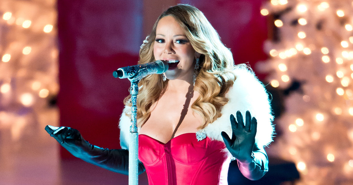 Mariah Carey's 'All I Want for Christmas Is You' Is No Longer the Most-Played Holiday Song in a Mall Near You