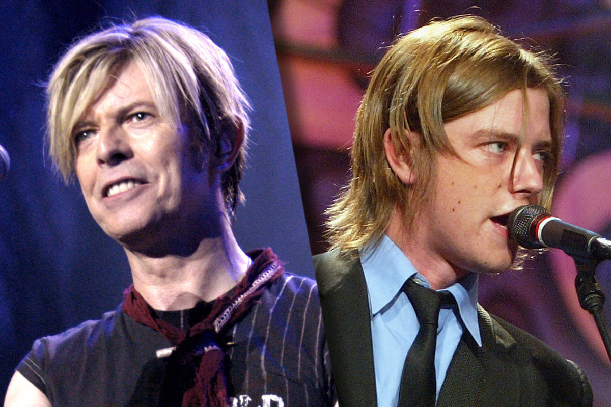 David Bowie s Gift to Young Bands His Fandom Interpol s Paul