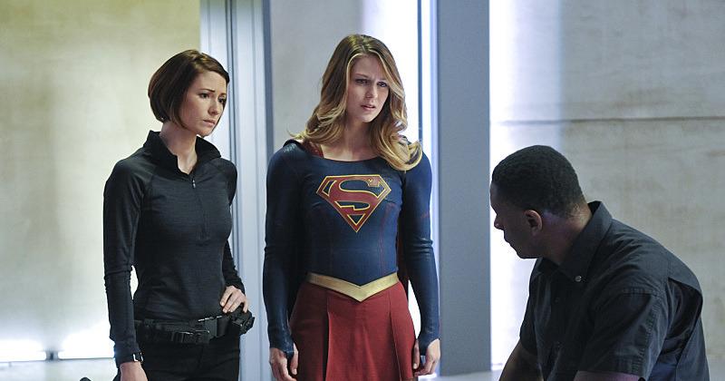 Supergirl Recap: Life on Mars