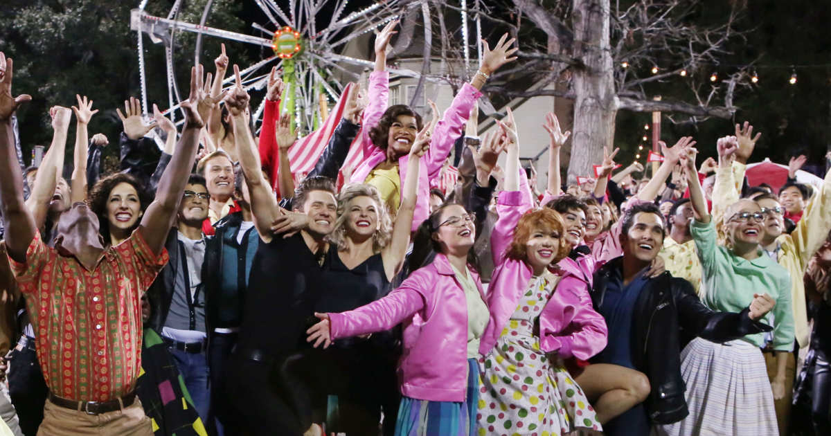 Tell Us About It, Stud: HBO Max Orders Grease Musical Series