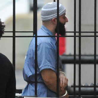 Adnan Syed enters Courthouse East in Baltimore prior to a hearing on Wednesday, Feb. 3, 2016 in Baltimore. The hearing, scheduled to last three days before Baltimore Circuit Judge Martin Welch, is meant to determine whether Syed's conviction will be overturned and case retried. (Barbara Haddock Taylor/The Baltimore Sun via AP) WASHINGTON EXAMINER OUT; MANDATORY CREDIT