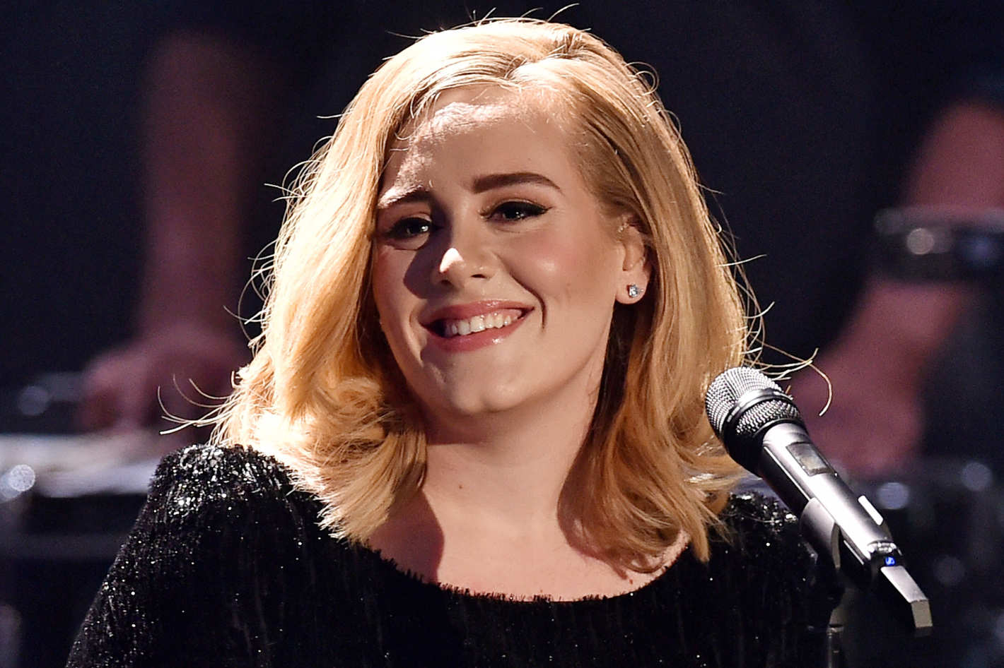 When Adele Was Young She Just Cute Little Toothless Adkins As Seen On Her New Single Art