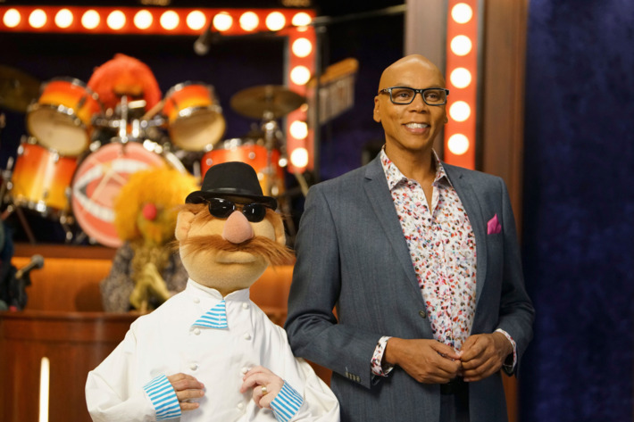 SWEDISH CHEF, RUPAUL