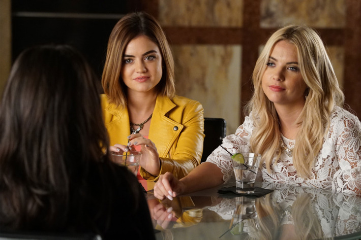 LUCY HALE, ASHLEY BENSON