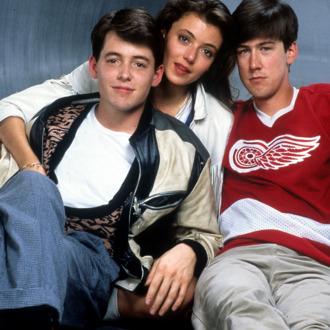 Matthew Broderick And Alan Ruck In 'Ferris Bueller's Day Off