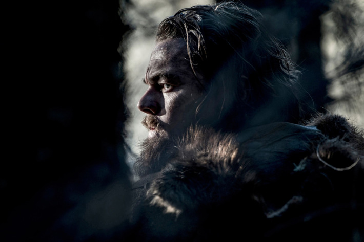 DF-05287R – Leonardo DiCaprio stars as legendary explorer Hugh Glass.