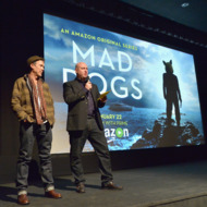 "Red Carpet Premiere Screening At The Pacific Design Center West Hollywood For Amazon Original Series ""Mad Dogs"""