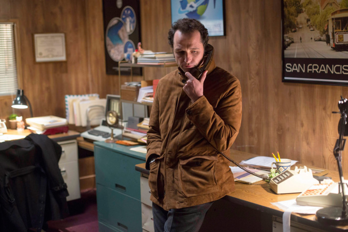 "THE AMERICANS -- ""Glanders"" (Airs, Wednesday, March 16, 10:00 pm/ep) -- Pictured: Matthew Rhys as Philip Jennings. CR: Eric Liebowitz/FX"
