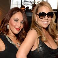 Mariah Carey Celebrates Walk Of Fame Star At Beacher's Madhouse