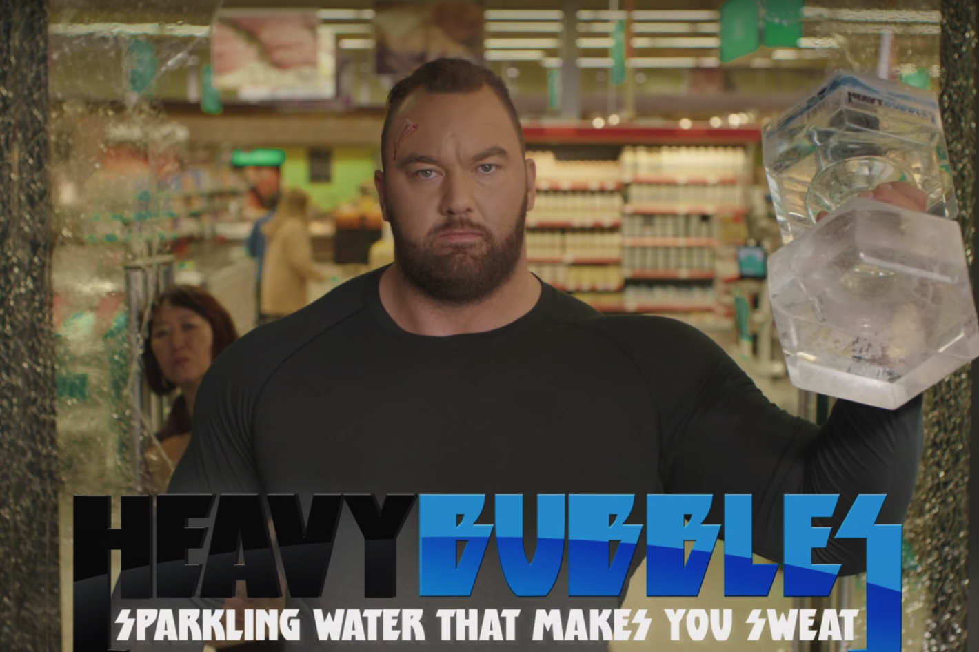 the mountain from game of thrones has his own bottled water brand now