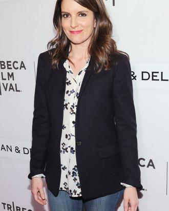 Tribeca Talks Storytellers:Tina Fey With Damian Holbrook - 2016 Tribeca Film Festival