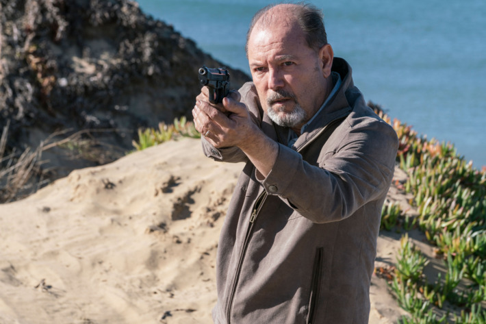 Rubén Blades as Daniel Salazar - Fear The Walking Dead _ Season 2, Episode 03 - Photo Credit: Richard Foreman/AMC