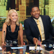 "ABC's ""Live With Kelly And Michael"" - 2013"
