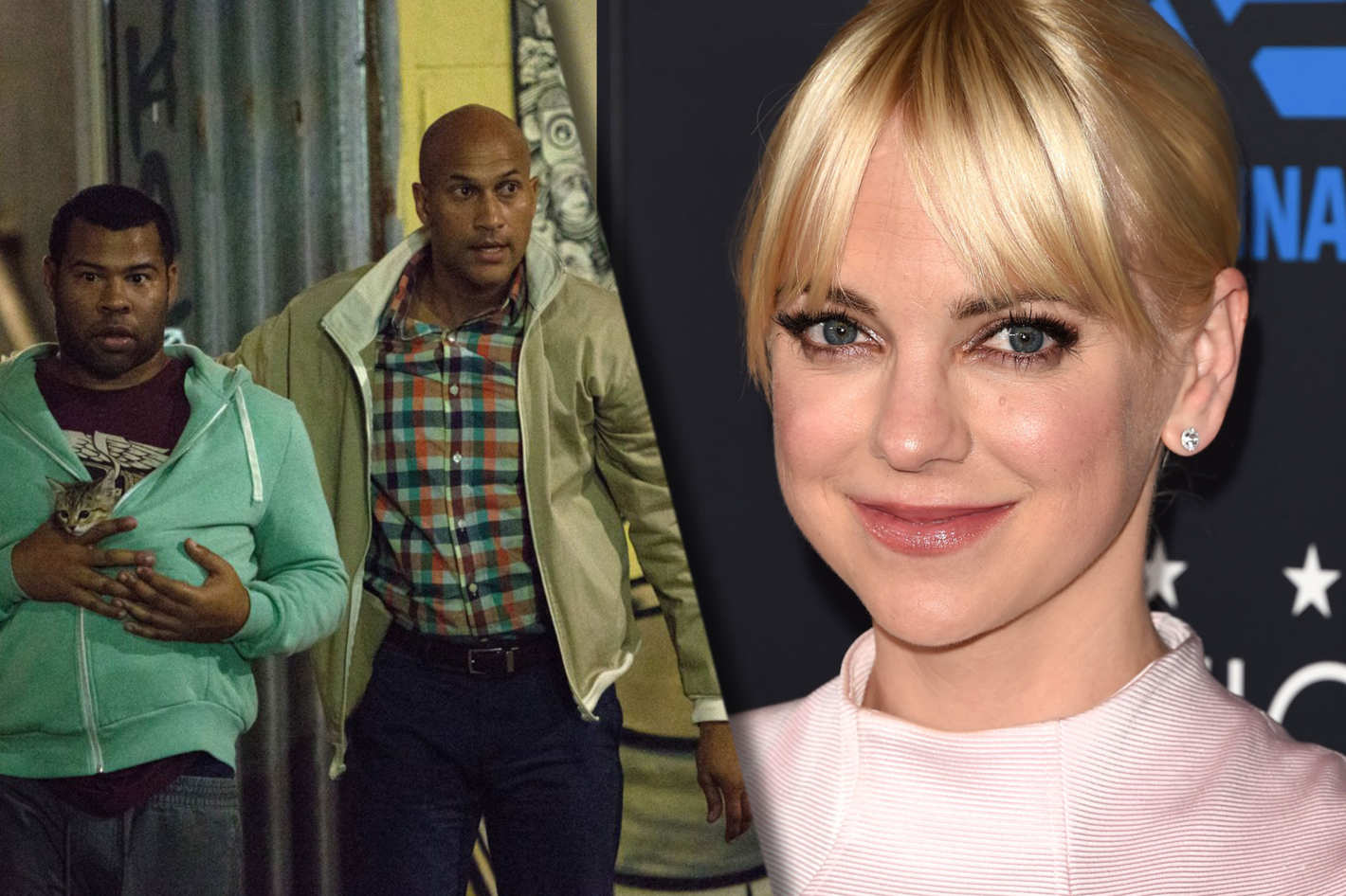 The Story Behind Keanus Hilarious Anna Faris Cameo
