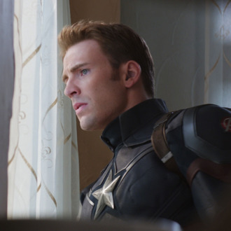 Marvel's Captain America: Civil WarCaptain America/Steve Rogers (Chris Evans)Photo Credit: Film Frame© Marvel 2016