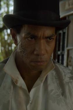 Alano Miller as Cato.