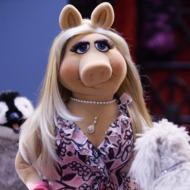 GLORIA ESTEFAN THE PENGUIN, MISS PIGGY, FOO-FOO