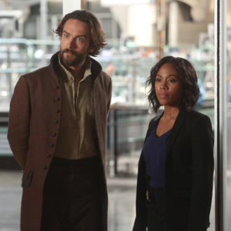 "SLEEPY HOLLOW: L-R: Tom Mison and Nicole Beharie in the ""Dead Men Tell No Tales"