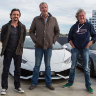 Jeremy Clarkson, Richard Hammond and James May Press Conference