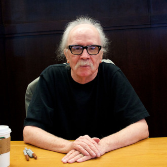 John Carpenter Book Signing For