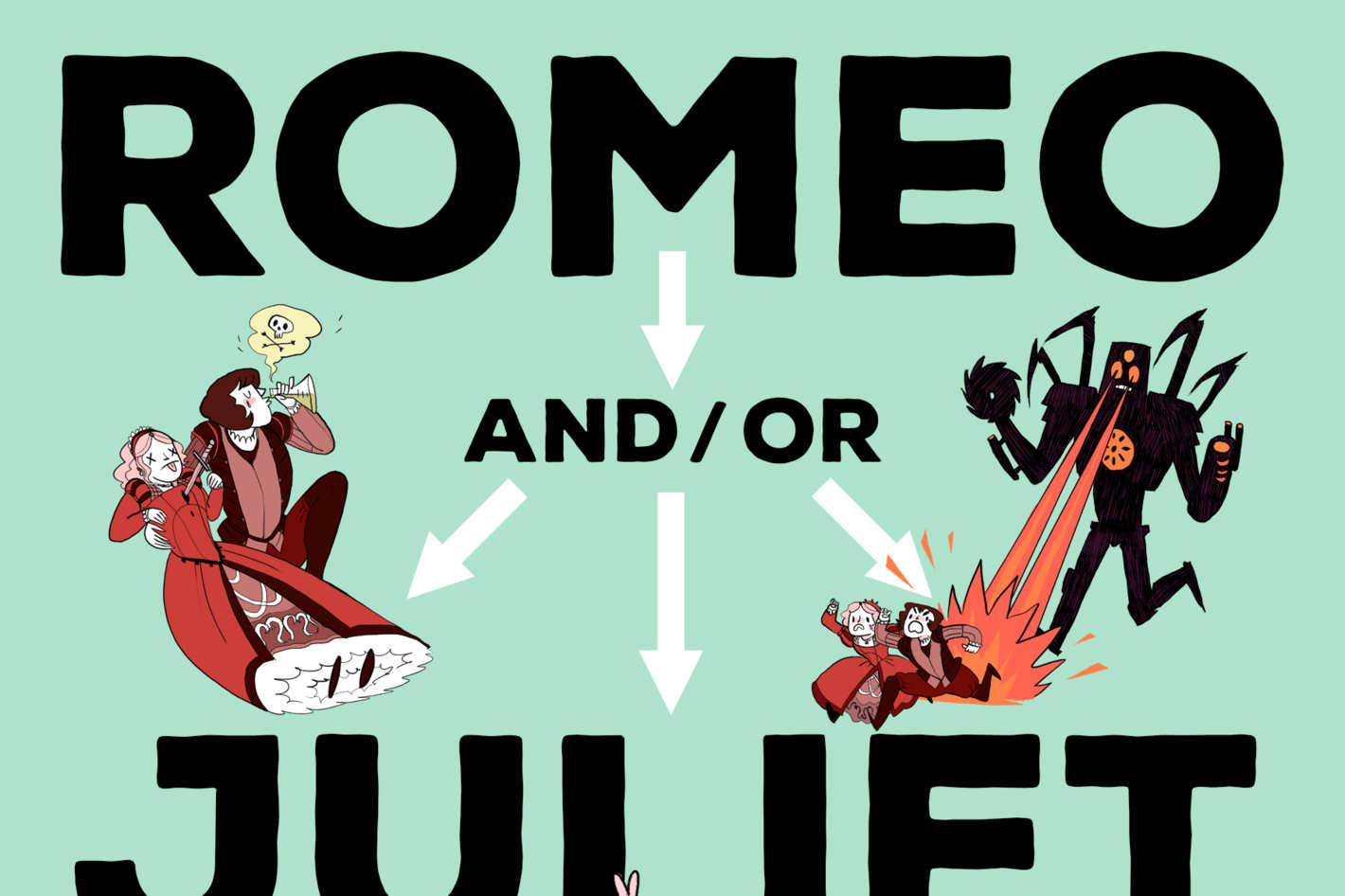 d71f08fed How a Comics Writer 'Fixed' Romeo and Juliet by Giving It a Happy Ending,  and Many Others