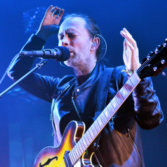 Radiohead Perform At The Roundhouse In London