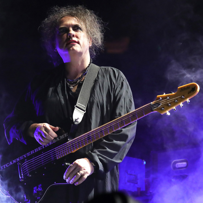 The Cure In Concert - New York, NY