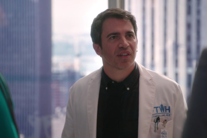 Chris Messina as Danny.